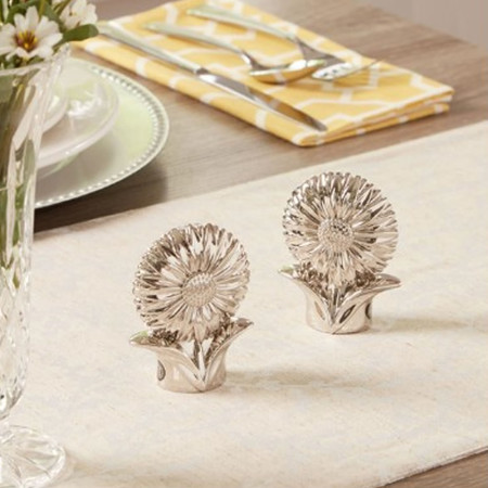 Sunflower salt pepper
